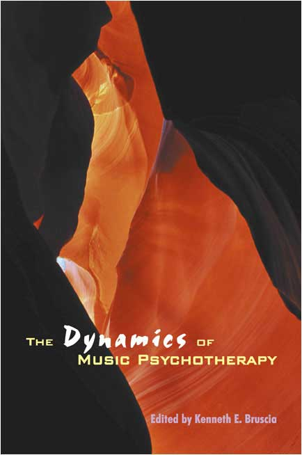 Book Cover:  The Dynamics of Music-Centered Psychotherapy