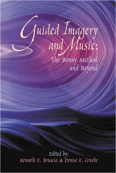 Book Cover:  Guided Imagery and Music