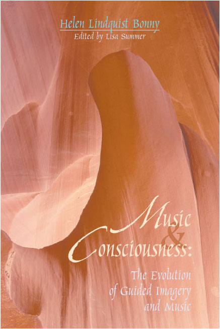 Book Cover:  Music and Consciousness